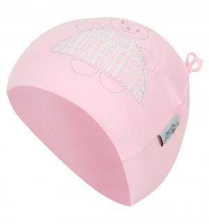 Шапка  Леди и Джентльмены, цвет: розовый Mirmar