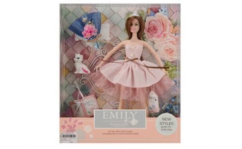 Кукла в бальном платье с аксессуарами JB0700857 Emily