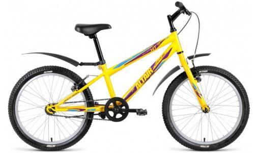 Велосипед двухколесный  MTB HT 1.0 20 Altair