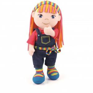 Тряпичная кукла Алина 30 см Bayer