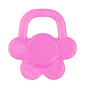 Прорезыватель  Цветок розовый Babyono