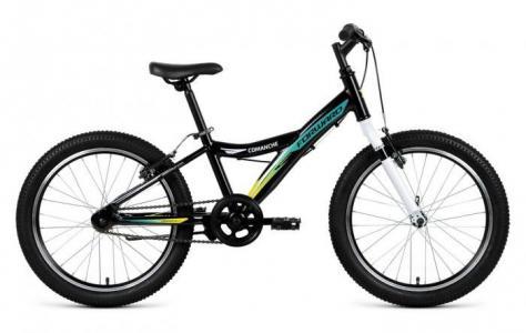 Велосипед двухколесный  Comanche 20 1.0 Рост 10.5 2019 Forward