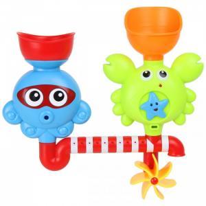 Игрушка для ванны Крабик и осьминог Ути Пути