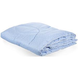 Одеяло  Сердечки голубые Soni Kids