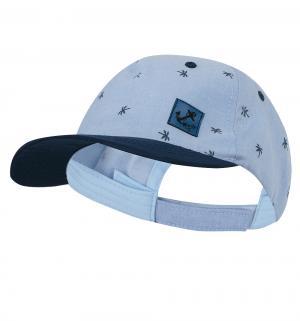 Бейсболка , цвет: серый/т.синий Magrof