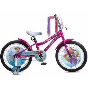 Двухколесный велосипед  Disney Принцесса 18 Navigator. Цвет: разноцветный