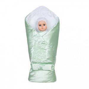 Конверт-одеяло Птица с вышивкой Ангелочки