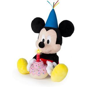 Интерактивная мягкая игрушка IMC toys Disney Mickey Mouse Микки и весёлые гонки: День рождения. Цвет: разноцветный