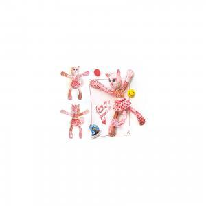 Набор для изготовления  игрушки Кошечка, Перловка