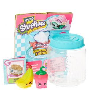 Игровой набор  Chef Club 2 мини-фигурки Shopkins