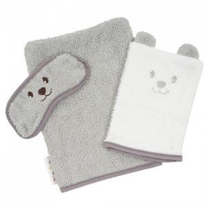 Мочалка  Комплект для ванной рукавички Tineo