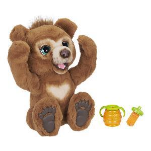 Интерактивная мягкая игрушка FurReal Friends Русский мишка Hasbro. Цвет: разноцветный