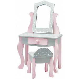Мебель для кукол  Мир принцесс Туалетный столик Kids4Kids