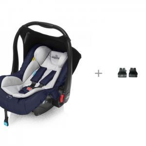 Автокресло  Leo и Адаптер для автокресла к коляскам Baby Design