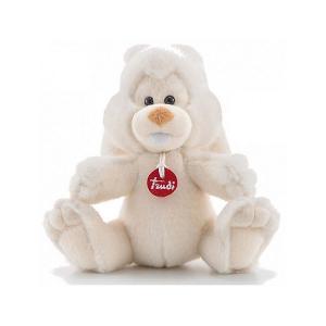 Мягкая игрушка  Заяц Вирджилио, 15 см Trudi. Цвет: белый