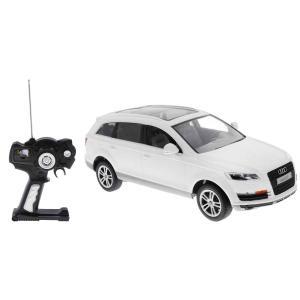 Машина на радиоуправлении  Audi Q7 белая 1 : 14 Rastar