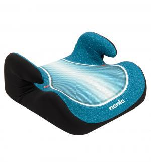 Автокресло-бустер  Topo Comfort, цвет: синий/черный Nania