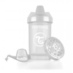 Поильник  Crawler Cup, цвет: белый Twistshake