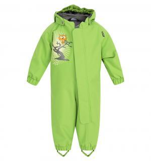 Комбинезон  утепленный Olos, цвет: зеленый Lappi Kids