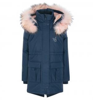 Пальто  Soile, цвет: синий Nels