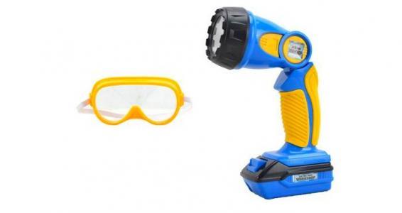 Набор Инструменты (фонарик и очки) China Bright Pacific