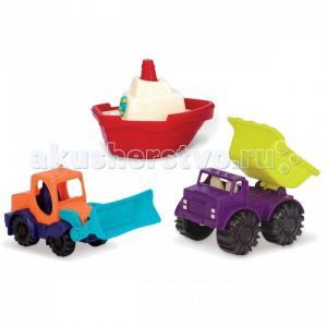 Набор игрушек Мини-техника 3 шт. Battat