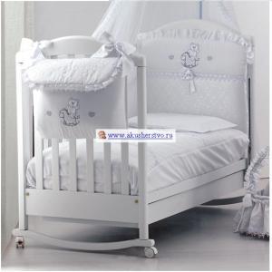 Постельное белье  Romantica (3 предмета) Roman Baby