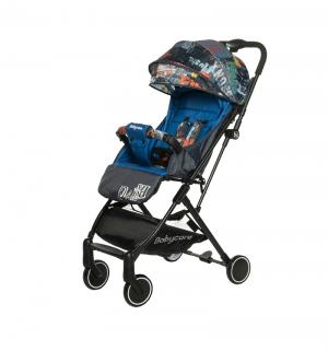Прогулочная коляска BabyCare Daily, цвет: синий Baby Care