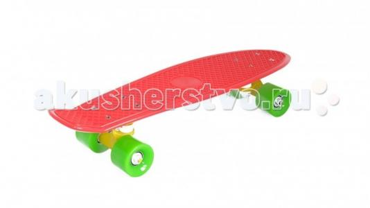 Скейт пластиковый 22х6-1 Moove&Fun