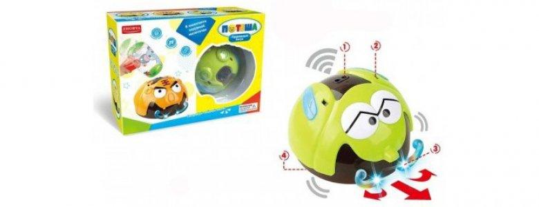 Развивающая игрушка  Покатушка Проворный бегун Veld CO