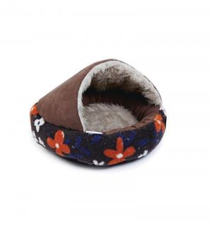 Лежанка для кошек  Bruno, цвет: коричневый, 45см Beeztees