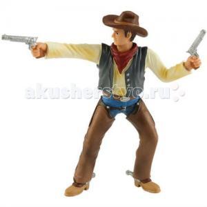 Фигурка Ковбой с пистолетами 10 см Bullyland