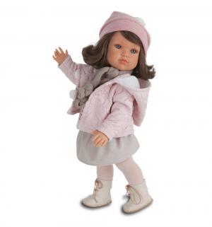 Кукла  Белла в зимнем наряде Juan Antonio