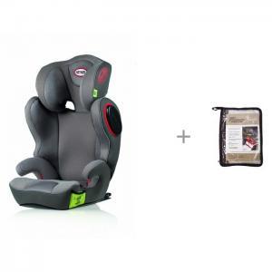 Автокресло  MaxiFix Ergo 3D-SP с защитой автомобильного сиденья Forest Heyner