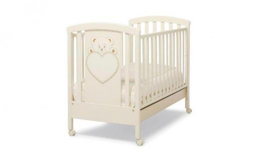 Детская кроватка  Lulu Erbesi