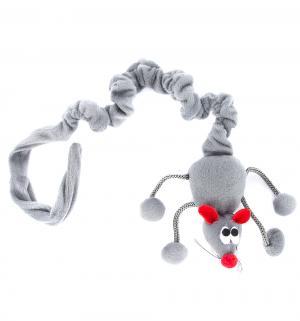 Игрушка для кошек  Дразнилка-мышь подвесная, , 52см I.P.T.S.