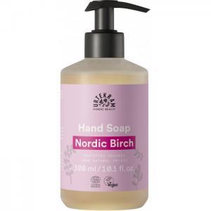 Жидкое мыло Северная береза с антибактериальным эффектом 300 мл Urtekram