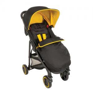 Прогулочная коляска  Blox, цвет: черный/желтый Graco