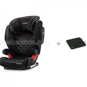 Автокресло  Monza Nova 2 Seatfix и Защитный коврик Recaro