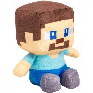 Мягкая игрушка  Mini Crafter Steve 13 см Minecraft