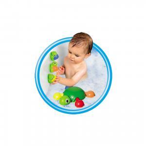 Игрушка для ванной Веселые черепашки, TOMY