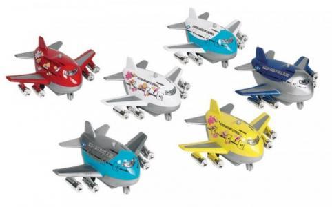 Самолетик со звуком 9 см GK Goki