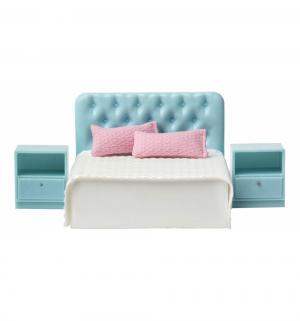 Мебель для кукол  спальня 14 см Lundby