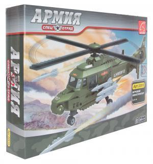 Конструктор  Армия Штурмовой вертолет Ausini