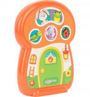 Интерактивная игрушка  Чудо грибок 10.4 см Азбукварик