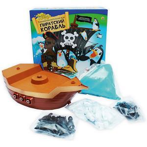 Настольная игра  Пиратский корабль Рыжий кот