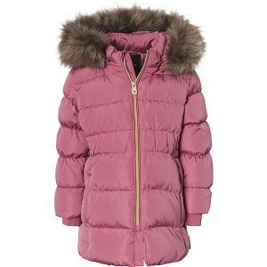 Куртка name it. Цвет: бордовый