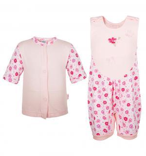 Комплект , цвет: розовый Aga