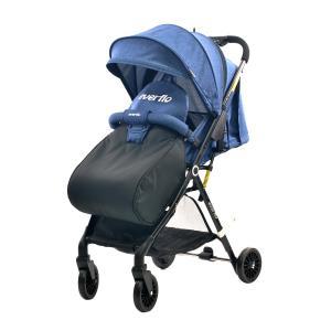 Прогулочная коляска  Spring Е-555, цвет: jeans Everflo