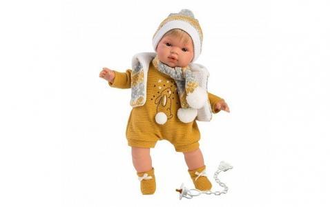 Кукла Саша 38 см со звуком L 38557 Llorens